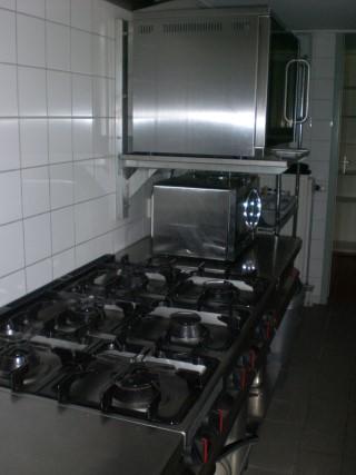 6-pits fornuis keuken Oltvoort