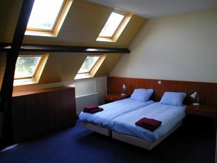slaapkamer Oltvoort
